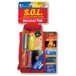 SOL Scout Survival Pack