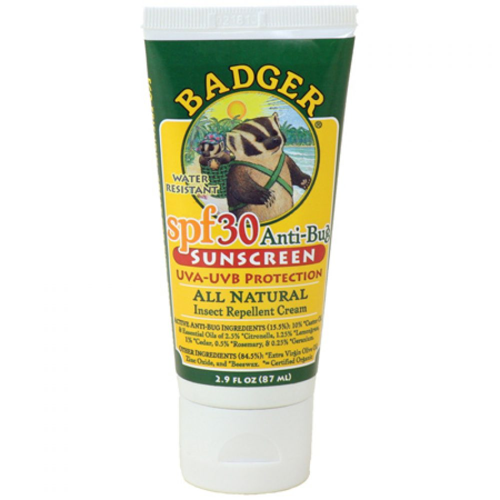 Badger SPF30 with Anti-Bug Combo