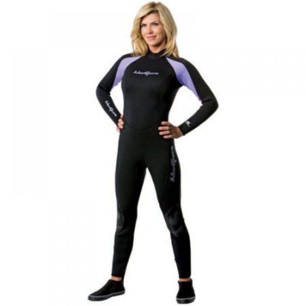 Women's 3/2 Full Wetsuit