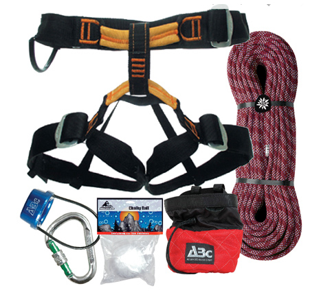 Complete Beginners Climbing Package